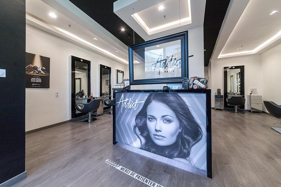 addict la coiffure par abonnement sans engagement marseille bordeaux sainte eulalie saint. Black Bedroom Furniture Sets. Home Design Ideas